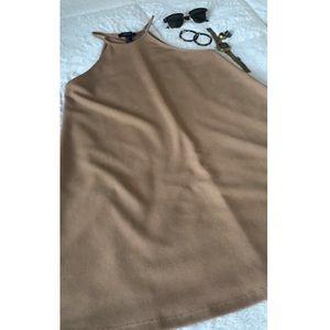 Short strap dress